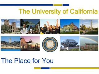 The University of California