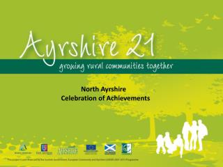 North Ayrshire Celebration of Achievements