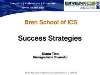 Bren School of ICS