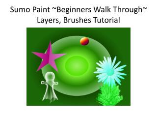 Sumo Paint ~Beginners Walk Through~ Layers, Brushes Tutorial