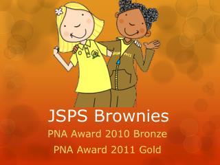 JSPS Brownies