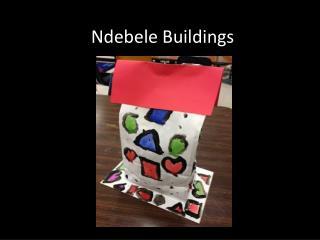 Ndebele Buildings