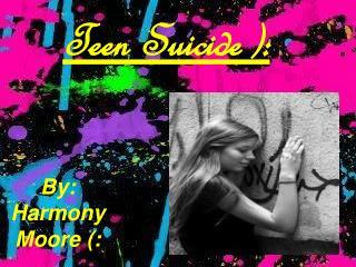 Teen Suicide ):
