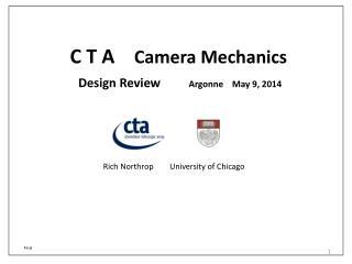 C T A     Camera Mechanics
