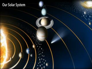 11.2 – The Sun and its Planetary Systems