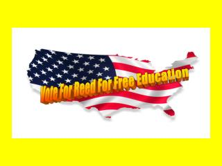 Vote For Reed For Free Education