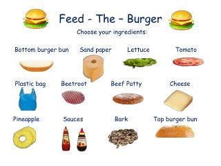 Feed - The – Burger