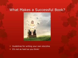 What Makes a Successful Book?