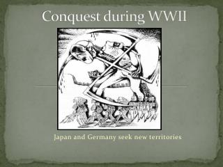 Conquest during WWII
