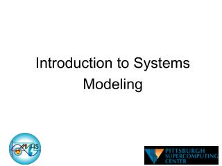 Introduction to Systems Modeling