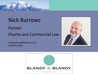 Nick Burrows