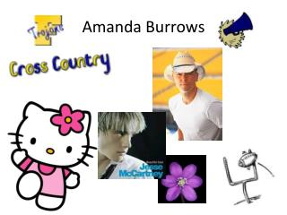 Amanda Burrows