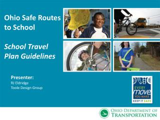 Ohio Safe Routes to School  School Travel Plan Guidelines
