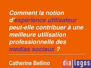 Catherine Bellino