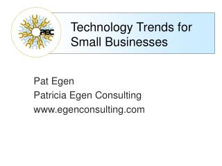 Technology Trends for Small Businesses