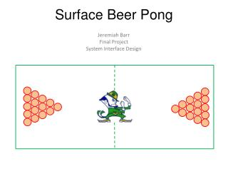 Surface Beer Pong