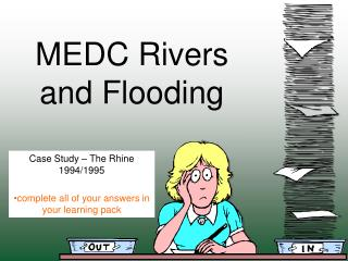 MEDC Rivers and Flooding