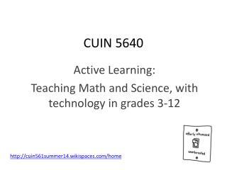 CUIN 5640
