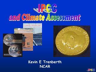 Kevin E  Trenberth NCAR