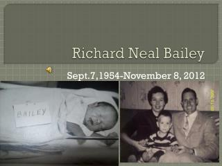 Richard Neal Bailey