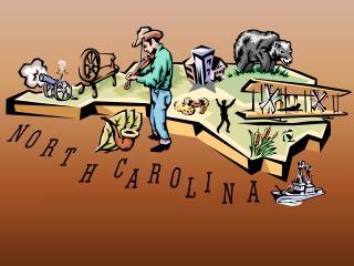 La Caroline du Nord est un état qui se trouve dans le sud-est des Etats Unis