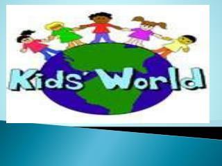 Kid's Worlds