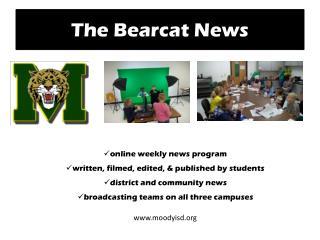 The Bearcat News
