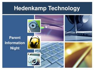 Hedenkamp  Technology