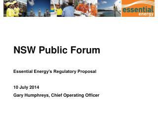 NSW Public Forum