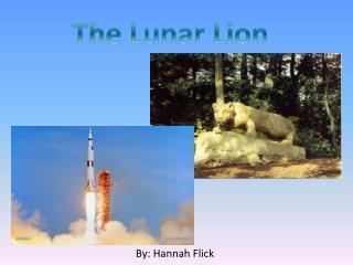 The Lunar Lion