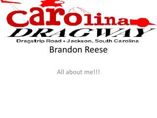 Brandon Reese