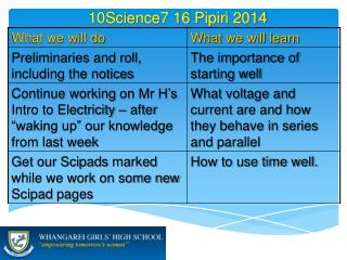 10Science7 16  Pipiri 2014