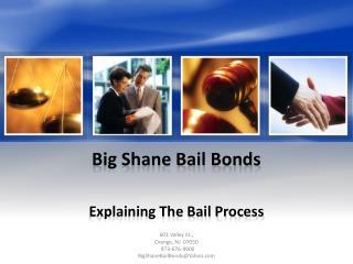 Big Shane Bail  Bonds