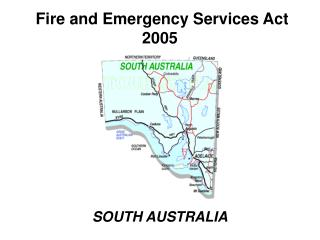Fire and Emergency Services Act 2005