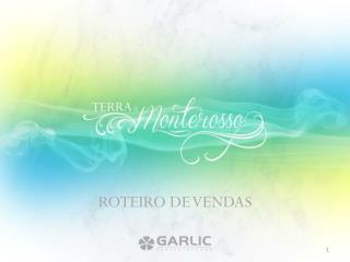 ROTEIRO DE VENDAS