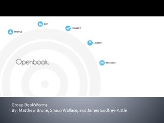 Group  BookWorms By: Matthew  Brune , Shaun Wallace, and James Godfrey-Kittle