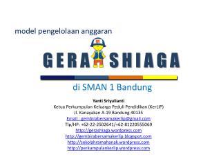 di SMAN 1 Bandung