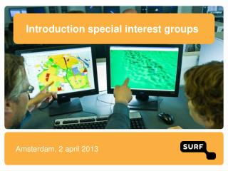 Introduction  special interest groups