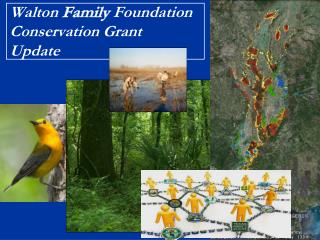 Walton  Family  Foundation  Conservation Grant  Update