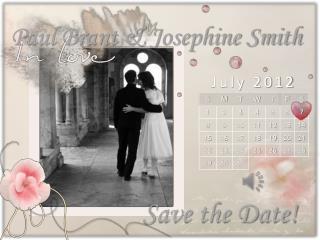 Paul Brant & Josephine Smith