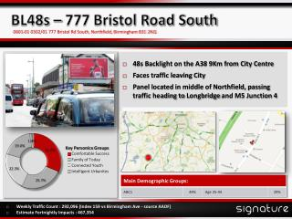 BL48s – 777 Bristol Road South