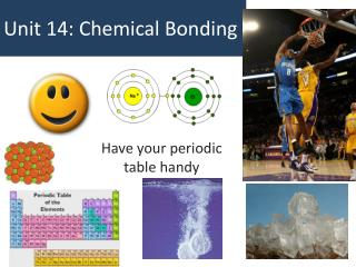 Unit 14: Chemical Bonding