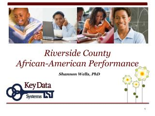Riverside County  African-American Performance