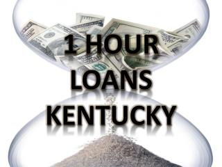 Apply For Hass Free Quick Loans With 1 Hour Loans Kentucky