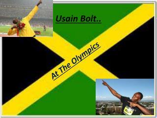 Usain Bolt..