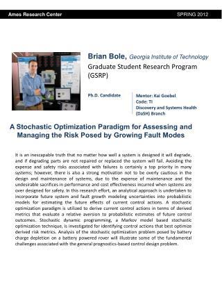 Brian Bole,  Georgia Institute of Technology
