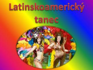 Latinskoamerický tanec