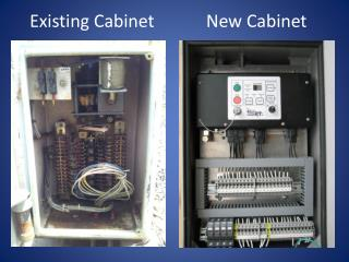 Existing Cabinet