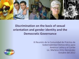 III Reunión de la Comunidad de Práctica de Gobernabilidad Democrática para