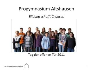 Progymnasium Altshausen